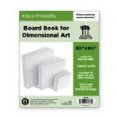 "Eco-Friendly Board Book 6.5"" x 6.5"""